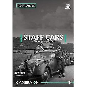 Staff Cars In Germany WW2:� 2018: 1