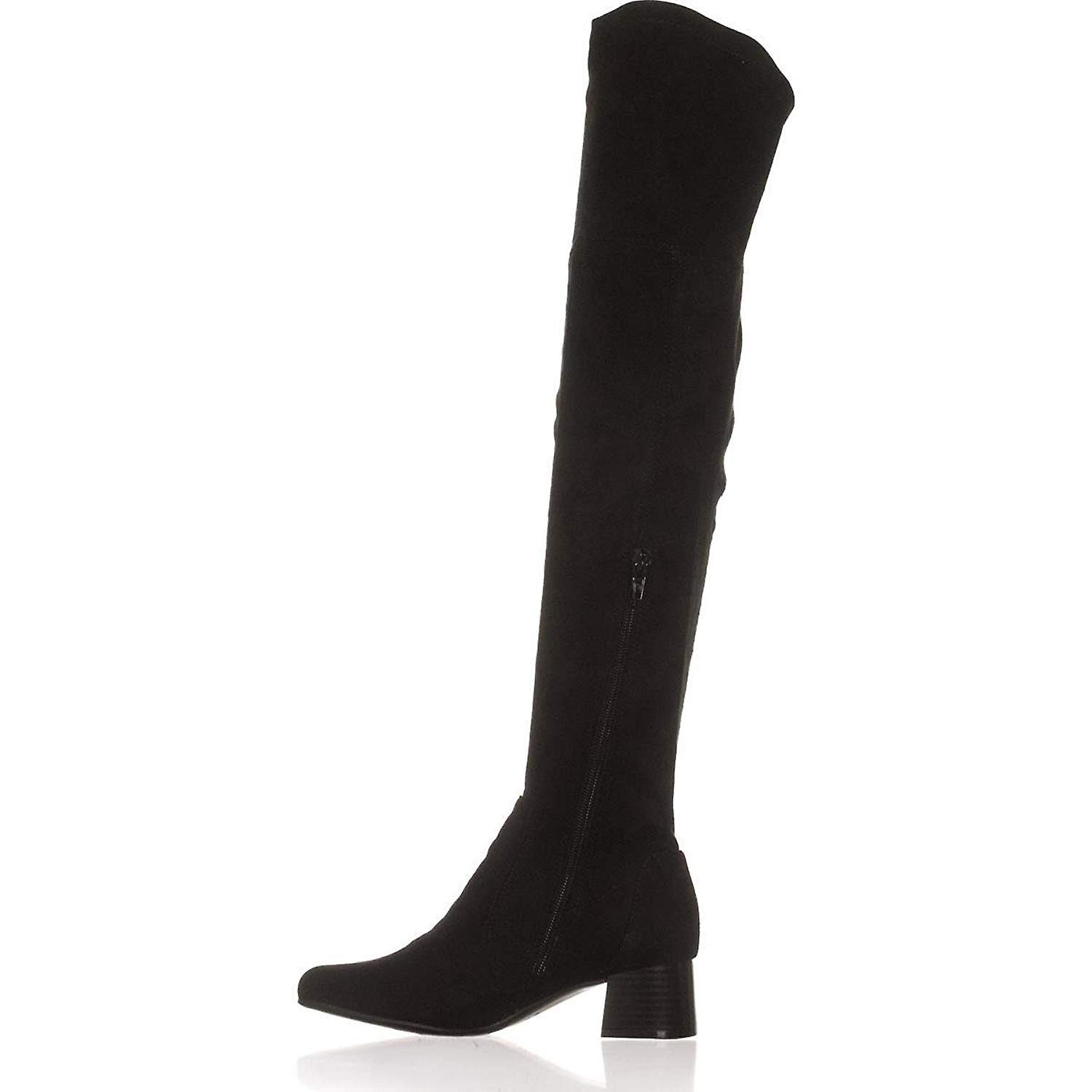 Naturalizer Womens Danton Fabric Closed Toe Over Knee Fashion Boots t9z7V