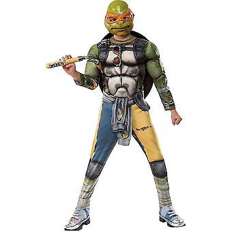 Tmnt 2 Michelangelo Child Costume