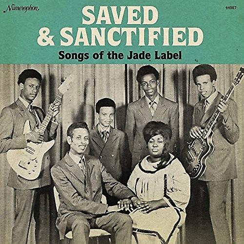 Saved & Sanctified: Songs of the Jade Label - Saved & Sanctified: Songs of the Jade Label [Vinyl] USA import