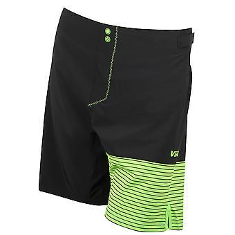 Virus Mens Hydro ST4 ytelse Shorts - sort/grønn