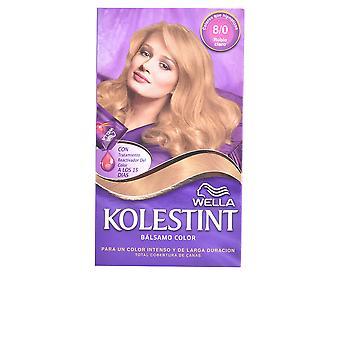 Wella Kolestint Kolestint tinte Bálsamo culoare #8, 0 Rubio Claro pentru femei