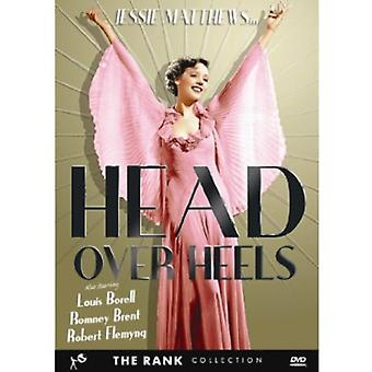 Head Over Heels [DVD] USA import