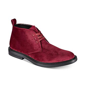 INC internationella begrepp Mens Salem läder stängd tå stövlar fotled mode