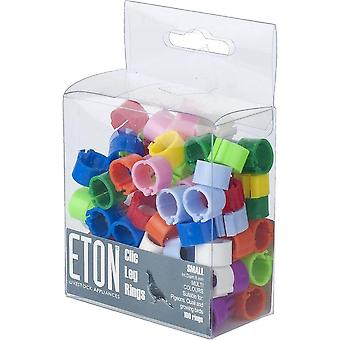 ETON Clic-jalka renkaat (100 kpl)