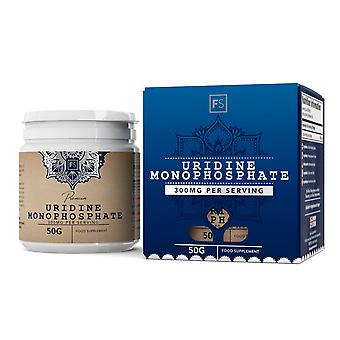 Focus Supplements Uridine Monophosphate Pure Powder