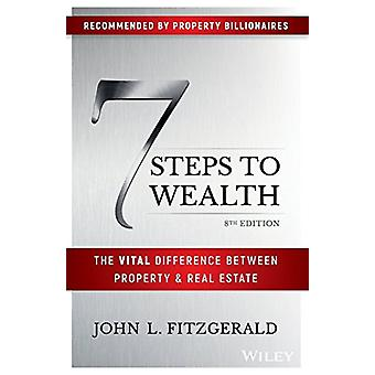 7 Steps to Wealth - The Vital Difference Between Property and Real Est