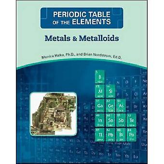 Métaux et métalloïdes par les faits sur le dossier-9780816073702 livre