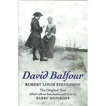 David Balfour by Robert Stevenson - Barry Menikoff - 9780873282574 Bo