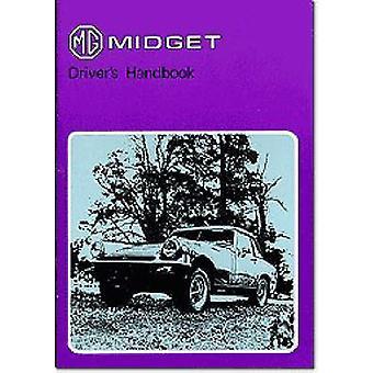 Mg Owners' Handbook - Mg Midget Mk 3 (Us 76) - Part No. Akm3436 (3rd) b
