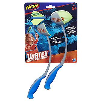Nerf Sports Vortex Howler Accelerator Ages 5 Years+ Hasbro Wind Designs