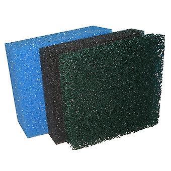 Pontec MultiClear 8000 Replacement Foam Set - 12093