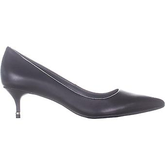 Kenneth Cole Womens Morgan Leather Closed Toe Classic Pumps