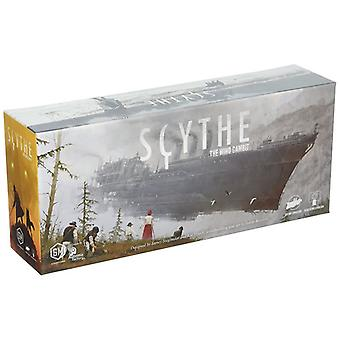 Scythe the Wind Gambit Expansion Game