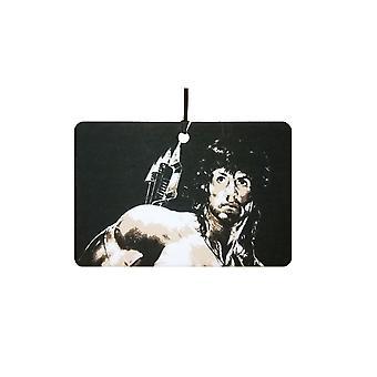 Stallone - Rambo Car Air Freshener