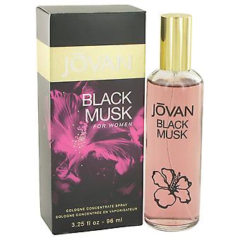 Jovan Black Musk for Women Cologne Concentrate 96ml Spray