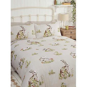 Land Bumpkin Bettbezug und Kissenbezug Set