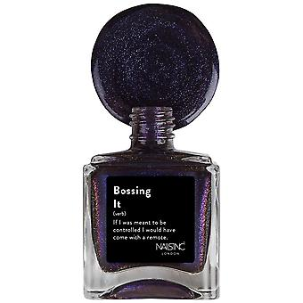 Nails inc Life Hack Collection - Bossing It (10731) 14ml