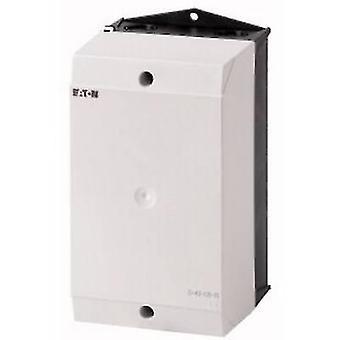 إيتون CI-K3-125-TS الضميمة لتركيب السكك الحديدية (L x W x H) 125 × 120 × 200 مم رمادي أبيض (RAL 7035)، أسود (RAL 9005) 1 pc (ق)