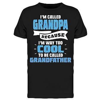 Im Called isoisä tee miesten ' s-Image Shutterstockissa