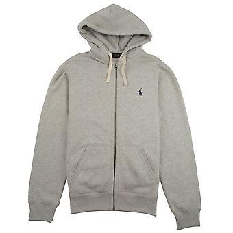 Polo Ralph Lauren Zip Up Hoody Grey