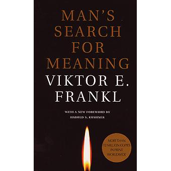 Man's Search for Meaning 9780807014295