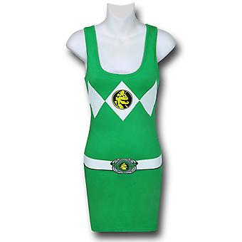 Power Rangers Green Ranger Women's Tank Dress
