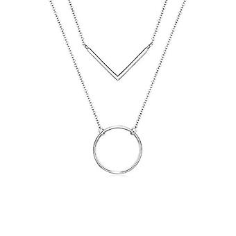 Elli Silver Women's Pendant Necklace 925 0111690816_40