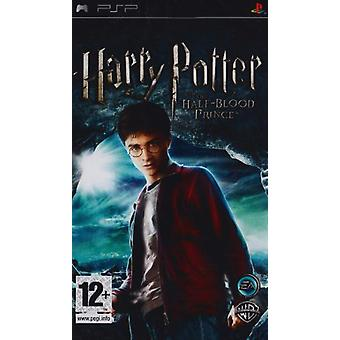 Harry Potter and The Half Blood Prince (PSP) - New