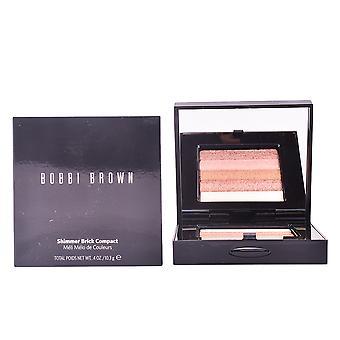 Bobbi Brown Shimmer Brick Compact #bronze 10,3 Gr For kvinder