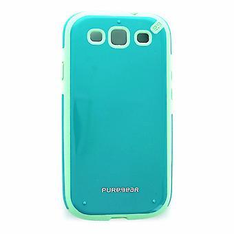 PureGear Slim Shell case para Samsung Galaxy S3-pistachio Mint
