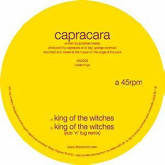Capracara - King of the Witches [Vinyl] USA import