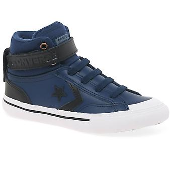 Converse Pro Blaze Strap Martian Boys Junior Boots