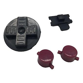 Replacement button set a b d-pad power switch for nintendo game boy original dmg-01
