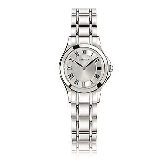 Michel Herbelin 17487-B01 Women's Luna Stainless Steel Wristwatch