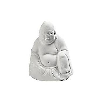 Powertex Plaster Figure - Lachende Buddha #0159
