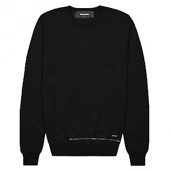 Dsquared2 DSquared2 Zip Knitted Jumper