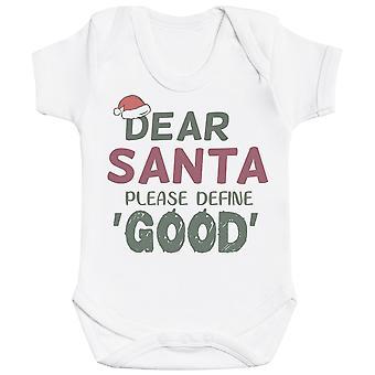 عزيزي سانتا يرجى تعريف جيد - بيبي بوديس