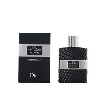Diane Von Furstenberg Eau Sauvage extreem intens Edt Spray 100 Ml voor mannen
