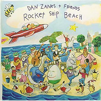 Dan Zanes & Friends - Rocket Ship Beach [Vinyl] USA import