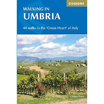 Walking in Umbria by Gillian Price