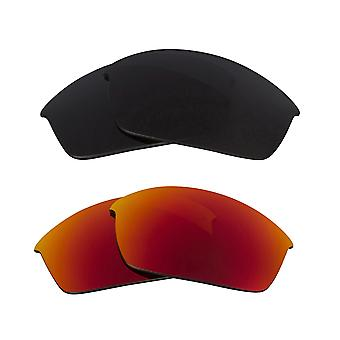 Replacement Lenses for Oakley Bottlecap Sunglasses Multi-Color Anti-Scratch Anti-Glare UV400 by SeekOptics