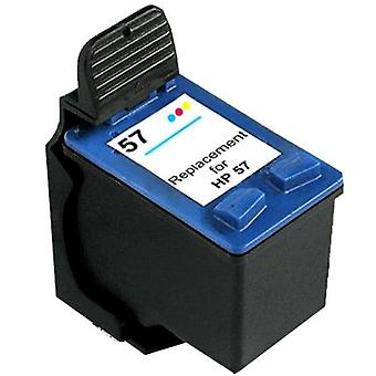 C6657 57 Remanufactured Inkjet Cartridge