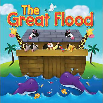 The Great Flood by Juliet David & Illustrated by Jo Parry
