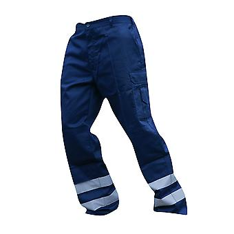 Portwest Mens Iona Safety Workwear Trousers