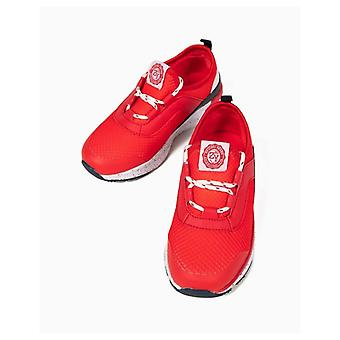 Zippy Zy Red Trainers