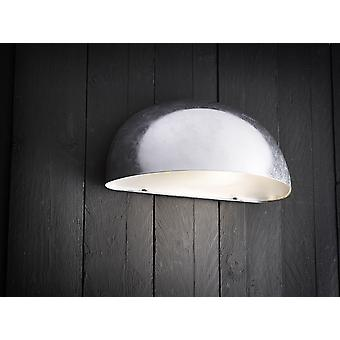 Scorpius Maxi  -  Galvanised Dome Wall Light  - Nordlux 21751031