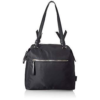 Tom Tailor Acc Antonella - Black Women's Tote Bags (Schwarz) 31x28x14 cm (W x H L)