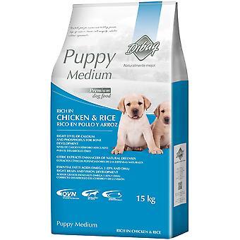 Dibaq Trockenfutter für Hunde Dnm Puppy Medium   (Hunde , Hundefutter , Trockenfutter)