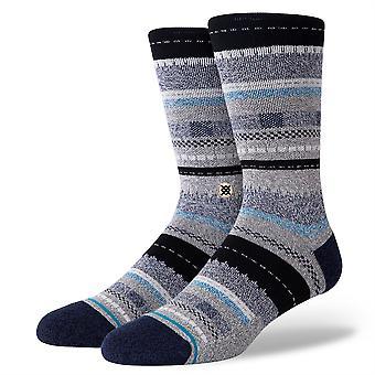 Stance Inline Men's Socks ~ Tucked In black